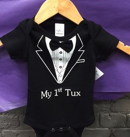 Kid's Boys My 1st Tux Onesie