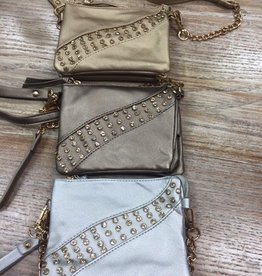 Purse Multi Strap Clutch