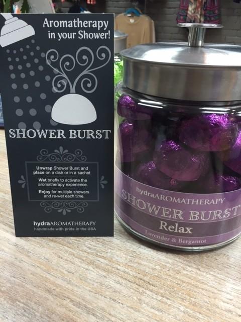 Beauty Shower Burst- Relax
