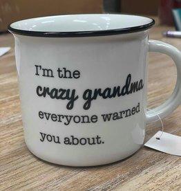 Mug Crazy Grandma Mug
