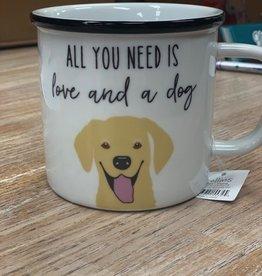 Mug Love & Dog