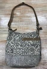 Bag Floral Print Shoulder Bag