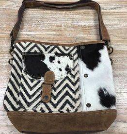 Bag Moire Pocket Shoulder Bag