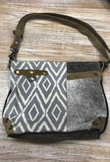 Bag Washedout Side Pocket Shoulder Bag