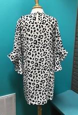 Dress Liza Bell Sleeve Dress