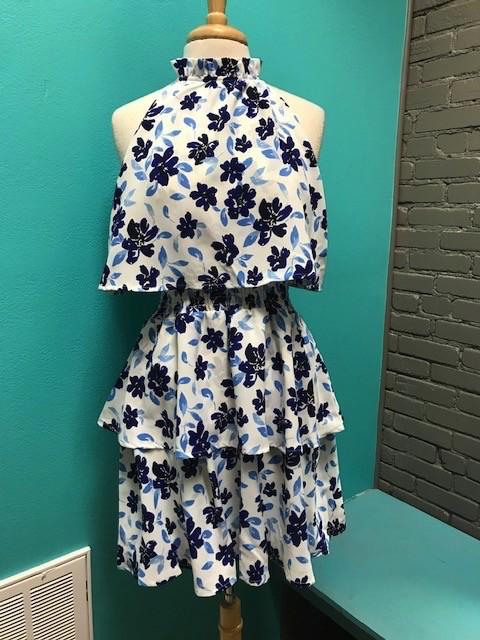 Dress Pacey Flounce Dress