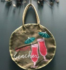 Bag Tropic Jute Tote