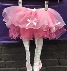 Kid's Pink Baby Tutu Tights
