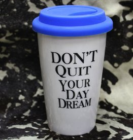 Kitchen Dont Quit Travel Mug