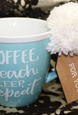 Mug Beach Repeat Mug
