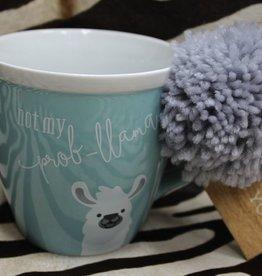Mug Not My Prob-llama Mug