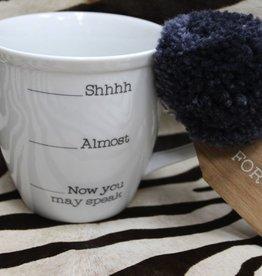 Mug You May Speak Mug