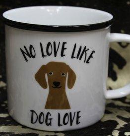Mug Dog Love Mug
