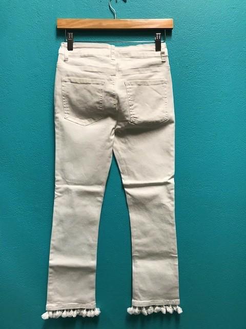 Jean Harrison Tassel Jeans