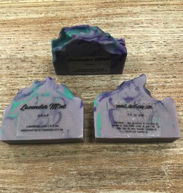 Beauty Lake Soap, Lavender Mint
