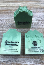 Beauty Lake Soap, Spearmint Eucalyptus