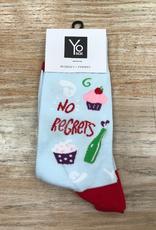 Socks Women's Crew Socks, NoRegrets