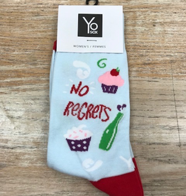 Socks Women's Crew Socks, NoRegrets