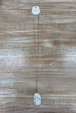Jewelry Marble Pendant Necklace