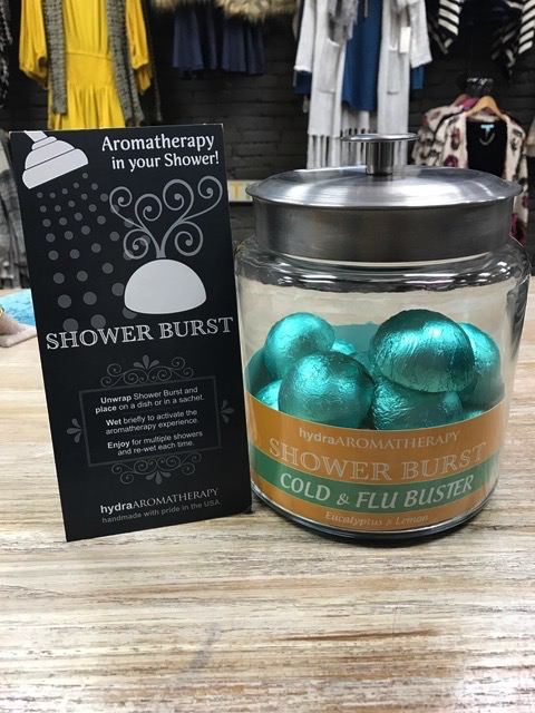 Beauty Shower Burst-Cold & Flu