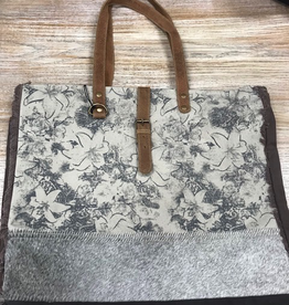 Bag Floweret Weekender Bag
