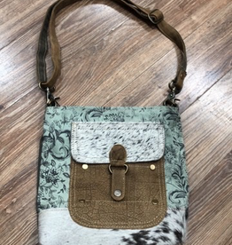 Bag Eau De Nil Shoulder Bag