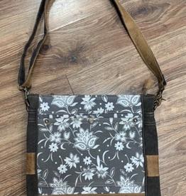 Bag Blossom Print Shoulder Bag