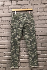 Jean Rory Green Camo Jeans
