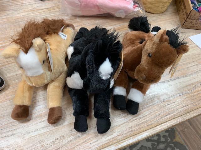 Kid's Gambler Horses