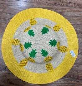 Hat Yellow Pineapple Flopy hat