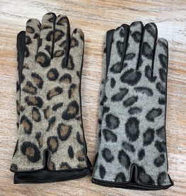 Gloves Leopard Gloves