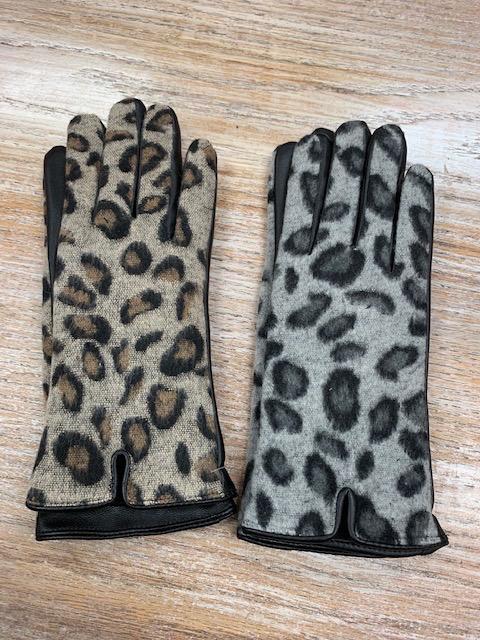 Gloves Leopard Gloves