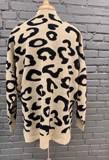 Sweater Baye Leopard Sweater