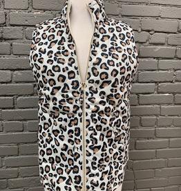 Vest Brodie Leopard Vest