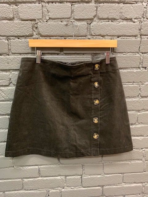 Skirt Asher Corduroy Skirt