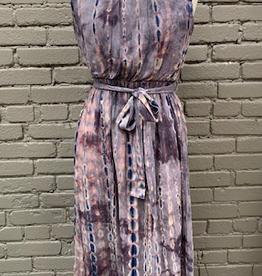 Dress Orchid TyeDye Maxi Dress