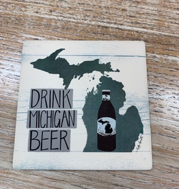 Kitchen Beer Coaster