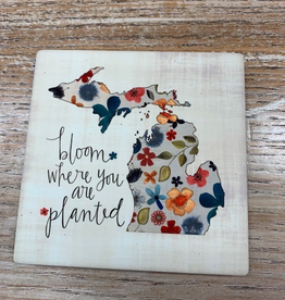 Kitchen Bloom Coaster
