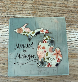 Kitchen Wedding Coaster