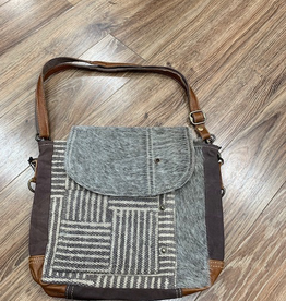 Bag Edge Flap Shoulder Bag