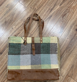 Bag Color Chunk Weekender Bag