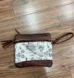 Bag Creamy Petal Pouch