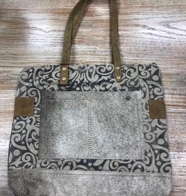 Bag Hairon Pockets Tote Bag