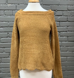 Sweater Mustard OTS Sweater
