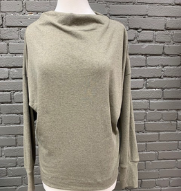 Sweater Side Zip Sweater