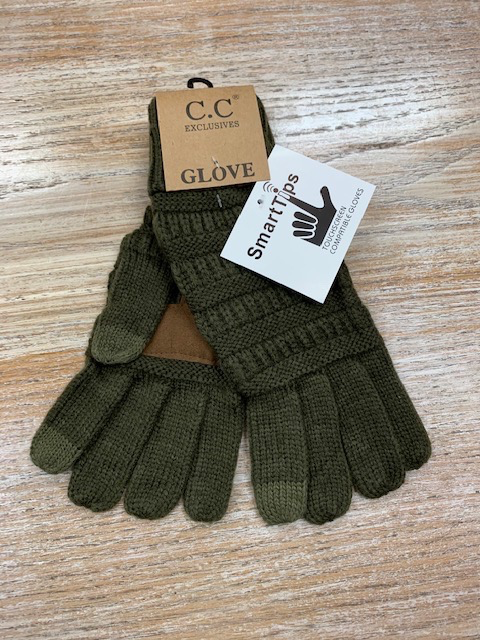 Gloves Knitted Touch Screen Gloves