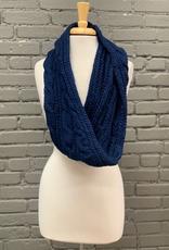 Scarf Crochet knit Infinity Scarves