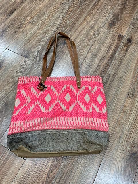 Bag Pink Blessings Tote Bag