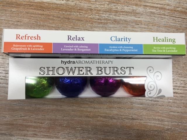 Beauty Shower Burst Variety Pack