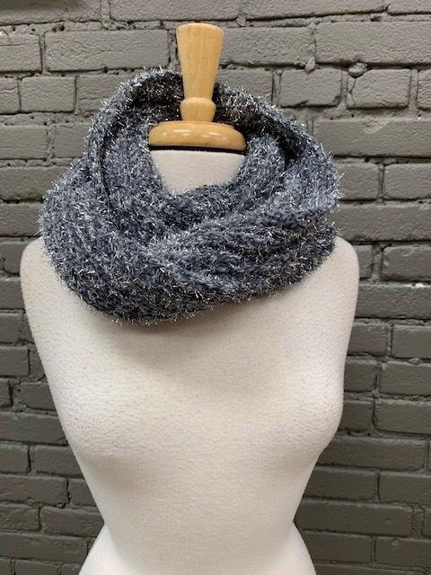 Scarf Infinity Shimmer Scarf